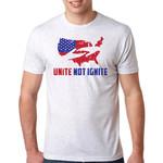 Unite not Ignite Logo - Entry #239