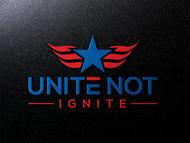 Unite not Ignite Logo - Entry #30