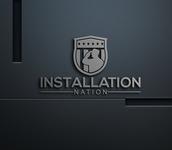 Installation Nation Logo - Entry #31