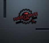 Hard drive garage Logo - Entry #35