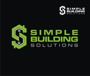 Simple Building Solutions Logo - Entry #48
