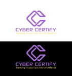 Cyber Certify Logo - Entry #26