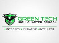 Green Tech High Charter School Logo - Entry #11