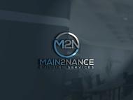MAIN2NANCE BUILDING SERVICES Logo - Entry #51