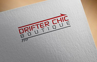 Drifter Chic Boutique Logo - Entry #318