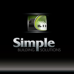 Simple Building Solutions Logo - Entry #5