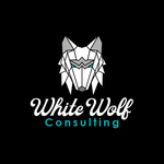 White Wolf Consulting (optional LLC) Logo - Entry #540