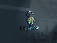 Beyond Food Logo - Entry #75