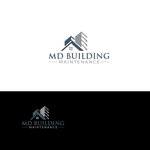 MD Building Maintenance Logo - Entry #62