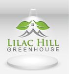 Lilac Hill Greenhouse Logo - Entry #47