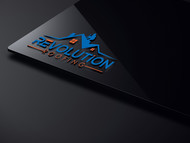 Revolution Roofing Logo - Entry #105