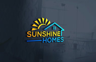 Sunshine Homes Logo - Entry #253