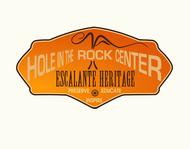 Escalante Heritage/ Hole in the Rock Center Logo - Entry #106