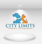 City Limits Vet Clinic Logo - Entry #265