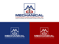 Mechanical Construction & Consulting, Inc. Logo - Entry #133