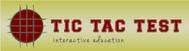 TicTacTest Logo - Entry #82