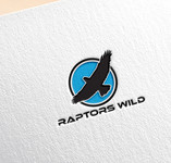 Raptors Wild Logo - Entry #343