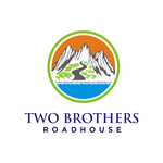 Two Brothers Roadhouse Logo - Entry #184