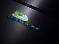 coast to coast canvas Logo - Entry #58