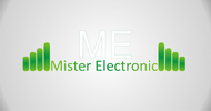 Mister Electronic Logo - Entry #13