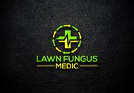 Lawn Fungus Medic Logo - Entry #87