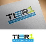 Tier 1 Products Logo - Entry #425