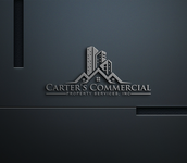 Carter's Commercial Property Services, Inc. Logo - Entry #304