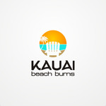 kauai beach bums Logo - Entry #6