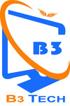 B3 Tech Logo - Entry #176