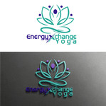 EnergyXchange Yoga Logo - Entry #100