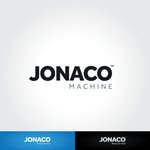 Jonaco or Jonaco Machine Logo - Entry #213