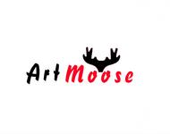 ArtMoose Logo - Entry #18