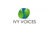 Logo for Ivy Voices - Entry #97