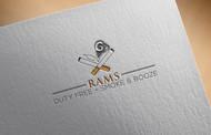 Rams Duty Free + Smoke & Booze Logo - Entry #222