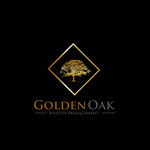 Golden Oak Wealth Management Logo - Entry #180