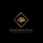 Golden Oak Wealth Management Logo - Entry #180