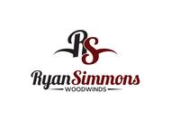 Woodwind repair business logo: R S Woodwinds, llc - Entry #39