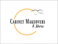 Cabinet Makeovers & More Logo - Entry #163