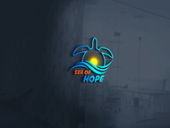 Sea of Hope Logo - Entry #186