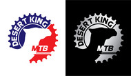 Desert King Mtb Logo - Entry #44