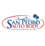 San Pedro Auto Body Logo - Entry #48