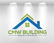 CMW Building Maintenance Logo - Entry #413