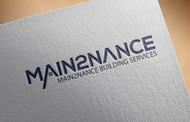 MAIN2NANCE BUILDING SERVICES Logo - Entry #29