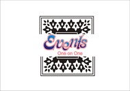 Events One on One Logo - Entry #99