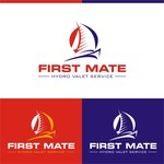 First Mate Logo - Entry #105