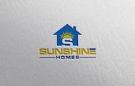 Sunshine Homes Logo - Entry #404