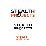 Stealth Projects Logo - Entry #161