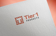 Tier 1 Products Logo - Entry #315