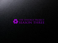 """The Synergy Project"" and place the word ""season three"" underneath in smaller front either as "" season 3"" or ""season three"" Logo - Entry #13"