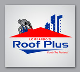 Roof Plus Logo - Entry #122